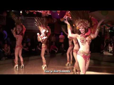 Carnival Samba Show Brasil Show Company @ 1st International Zouk Congress Prague - Czech Republic