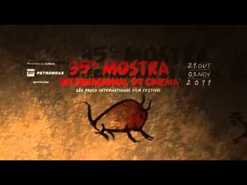 Vinheta da 35ª Mostra Internacional de Cinema