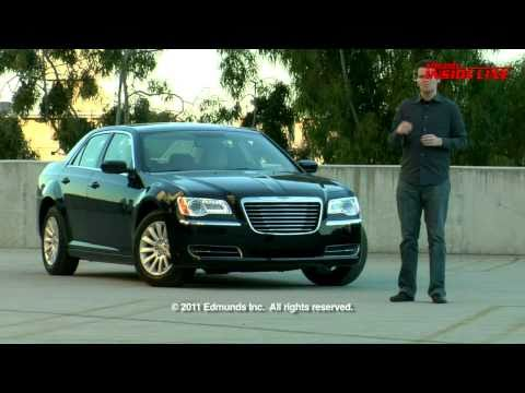 2011 Chrysler 300 Full Test - Inside Line