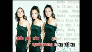 Thầm mong karaoke ( dual )