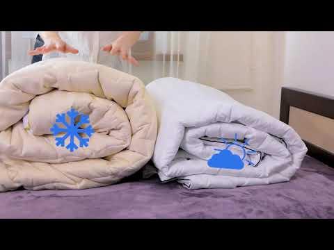 """Одеяло антиал HAND MADE №0551 """"EcoSilk"""" Деми """"Valentino"""" сатин+микро"""