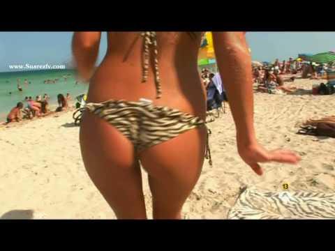 Argentinas en bikini en Arena Mix Internacional Miami