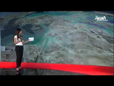 فيديو : العاصفتين (زينة و هدى) ومدى تأثيرهما في اليومين القادمين