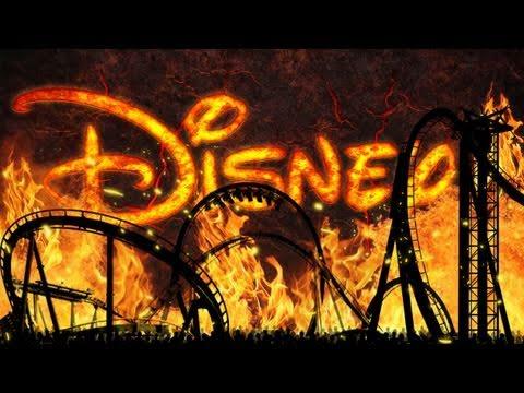 Скандальная правда о компании Walt Disney!