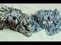 Как сделать  собаку из шерстяных ниток мастер класс