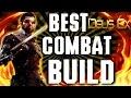 Deus Ex Mankind Divided - FUN Combat Build - Titan Shield Rampage
