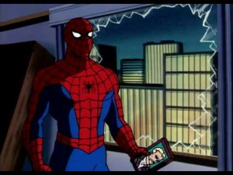Spider-Man TAS - S4x02 - The Cat HD