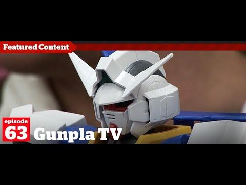 Gunpla TV - Episode 63 - Hlj.com - MEGA SIZE 1/48 Gunam AGE