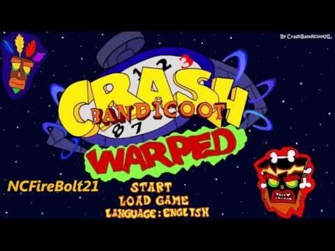 Crash Bandicoot Warped Original Soundtrack DR: Main Theme