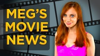 Movies With Meg - Week of February 22, 2013 - Entertainment News Show HD