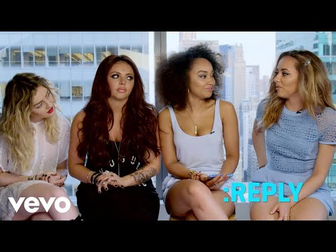 Little Mix - ASK:REPLY (VEVO LIFT): Brought To You By McDonald's
