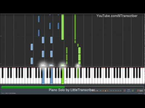 Katy Perry - The One That Got Away (Piano Cover) by LittleTranscriber