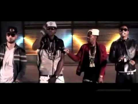 DJ Drama feat. Trey Songz, 2 Chainz   Big Sean - Oh My remix