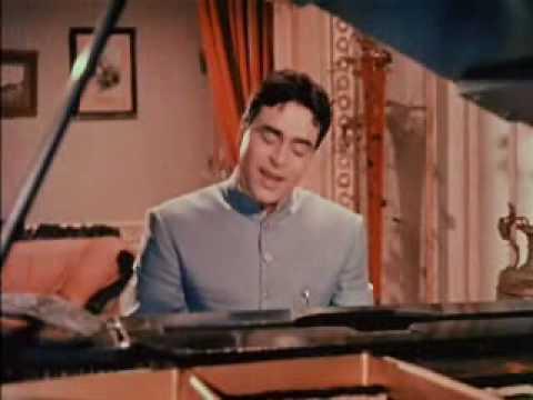 Mere Mehboob(1963)-Ae Husn Zara Jaag Tujhe Ishq Jagaye (Mohd. Rafi)