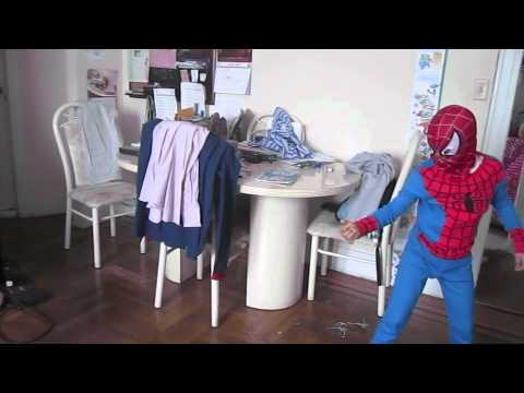 The Return of Spiderman as a Kid