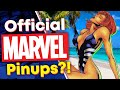 Marvel's Pinup Swimsuit Special