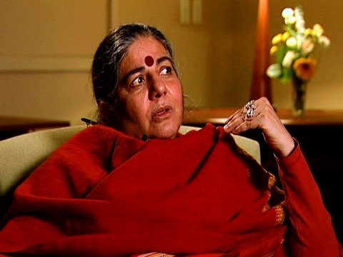 Vandana Shiva: The Future of Food-Part 1