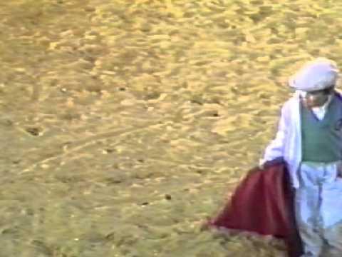faena con la muleta ( Juanito Chirrisqui )