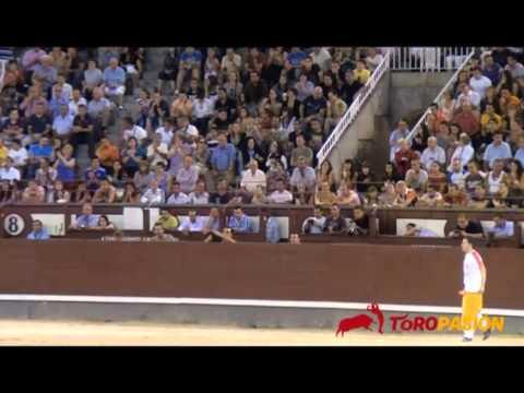 Toropasión - Final Campeonato de España de recortadores en Las Ventas 2011
