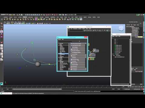 Maya tutorial: Creating curve-based rigs, Part 2