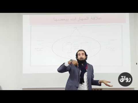 رواق أسس مهمة في تعليم العربية كلغة ثانية المهارات اللغوية