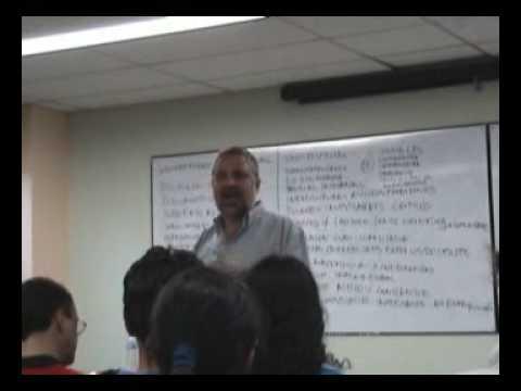 Gabriel Kaplun, universidad y ciencias sociales. Criticas - U. Distrital 2007 (parte 1)