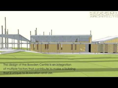 Bowden Centre - 3D Model