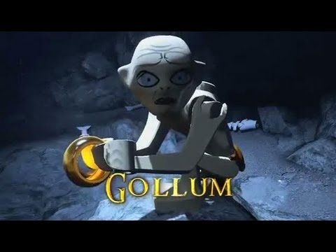 LEGO The Lord of the Rings Trailer (Gamescom 2012)