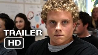 Chasing Mavericks Official Trailer (2012) Gerard Butler Surfing Movie HD