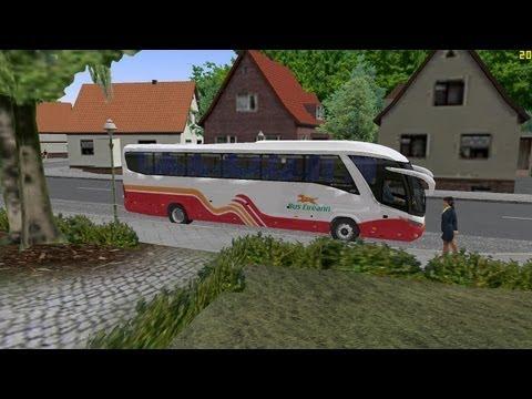 Omsi The Bus Simulator Bus Eireann Wexford City Centre