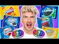 MIXING EVERY OREO FLAVOR TOGETHER! - TASTE TEST