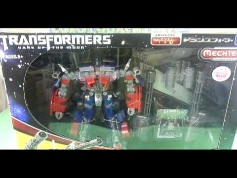 DOTM Jetwing Optimus Prime Part 1