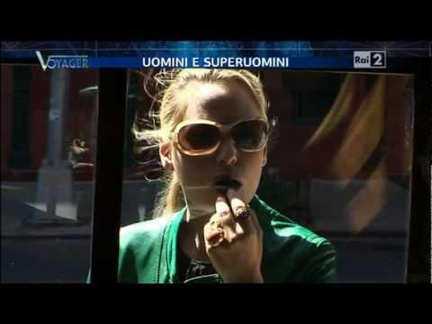 Voyager Rai 2 - Uomini e Superuomini - 05/03/2012 PARTE 1