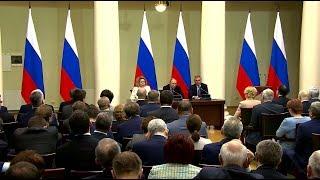 Путин подписал указ об упрощении получения гражданства РФ для жителей Донбасса (25.04.2019 07:16)