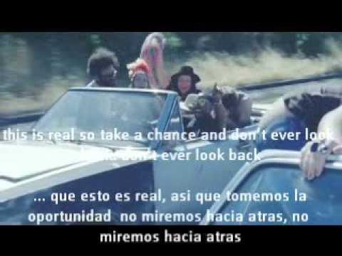 teenage dream - katy perry subtitulado español-ingles