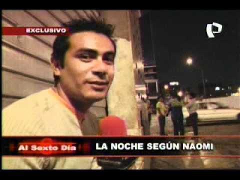 Travestis del Centro de Lima: Conoce sus historias nocturnas (2/2)