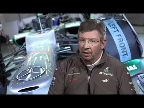 F1 2012 - Mercedes AMG - Ross Brawn about the new rules & season