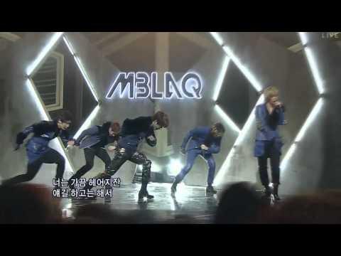 MBLAQ - Stay live (Remix)