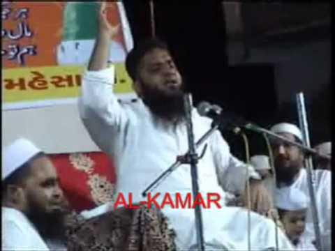 QARI AHMED ALI MUFTI FALAHI SAHEB KADI 04-04-2009 PART 1