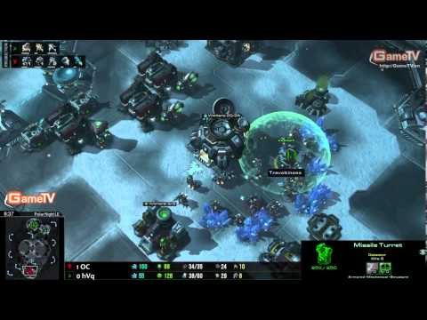 SC2 | APC: OC vs Hvq set 2 04.01.2014
