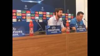 APOEL FC vs FCK (1-1) Christiansen press conference