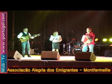 Canario Naty Miranda Alegria dos Emigrantes Montfermeille N9