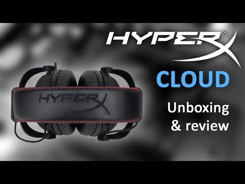 HyperX Cloud   Gaming slusalice