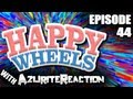 TANGERINE SHISHKABOBS - Happy Wheels - (Episode 44)