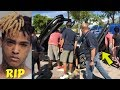 SO SAD!RAPPER  XXXTENTACION DEAD AT 20 .SHOT IN S. FLORIDA