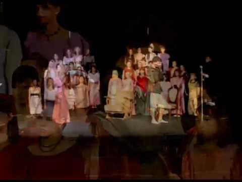 Dětská opera Král a trhan