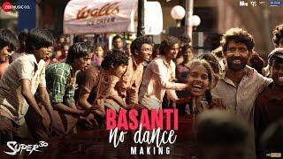 Making of Basanti No Dance - Super 30