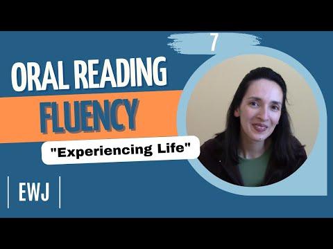 Oral Reading Fluency 7:
