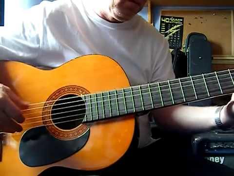 Hướng dẫn chơi guitar Yamaha C40 Classical guitar demo