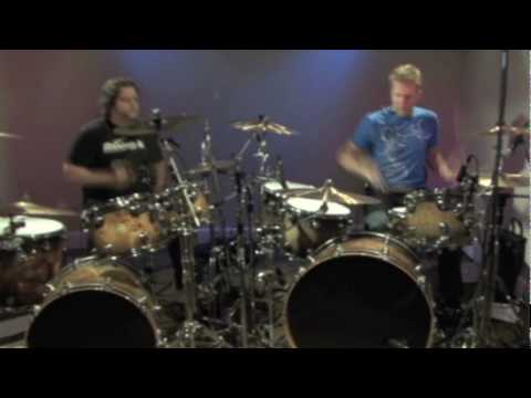 Drum Battle #2 - Jared Falk vs. Dave Atkinson